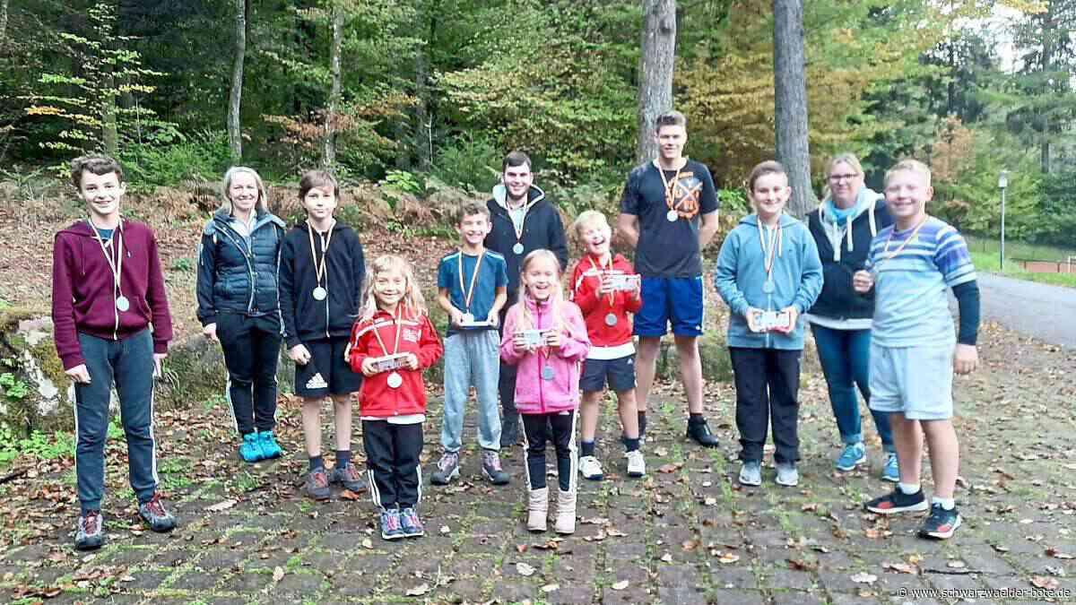 Baiersbronn: Pokale und Medaillen für sportlichen Einsatz - Baiersbronn - Schwarzwälder Bote