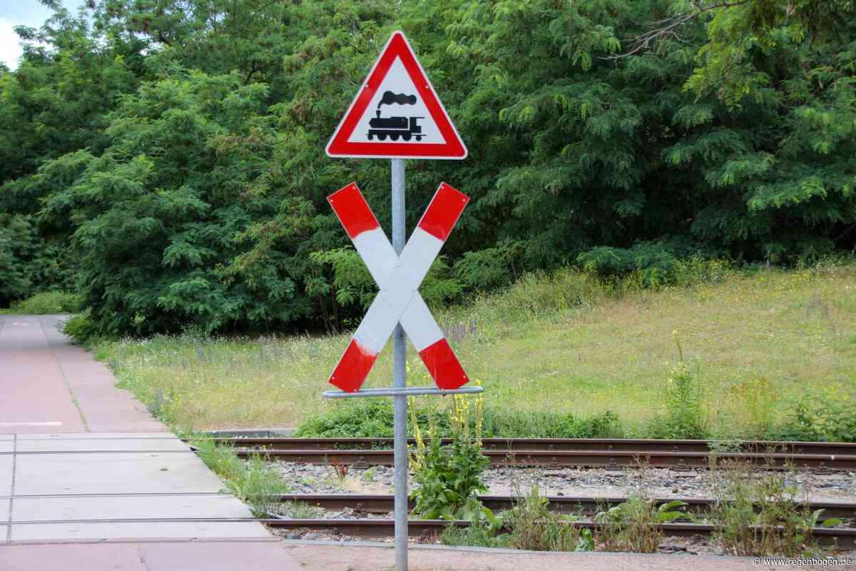Baiersrbronn: 61-Jähriger Radfahrer stirbt an Bahnübergang - Regenbogen