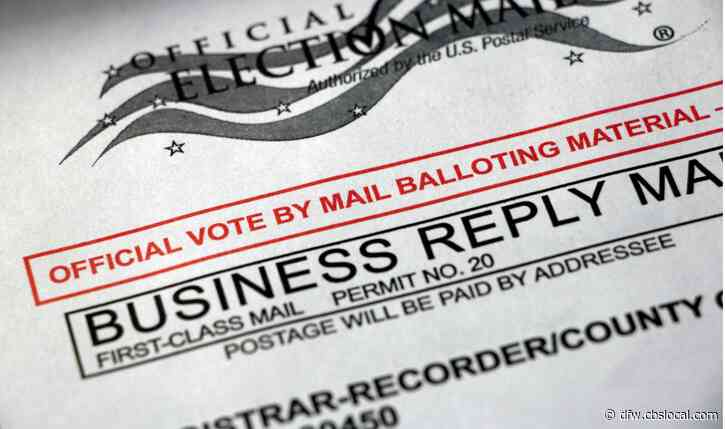 Some Texas Voting Machines Can't Read Mail-In Ballots, 22K Affected So Far