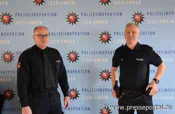 POL-LER: Nachtragsmeldung zum Personalwechsel in der Polizeistation Uplengen - Presseportal.de