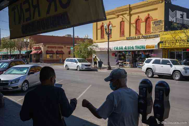 El Paso Residents Instructed To Stay Home For 2 Weeks During Coronavirus Surge