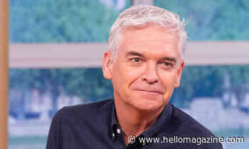 Phillip Schofield jokily announces he's 'leaving' This Morning
