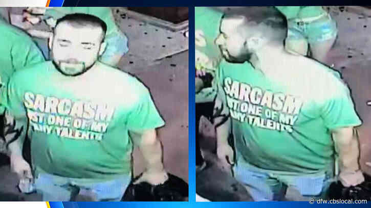 Fort Worth Police Seek Man Who Allegedly Shot Someone After Harassing Group At Night Club