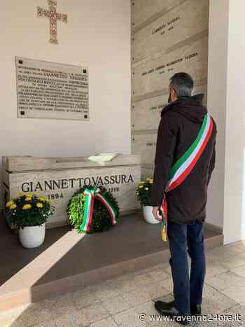 Cotignola: ricordato Giannetto Vassura nel 102° anniversario della morte - Ravenna24ore