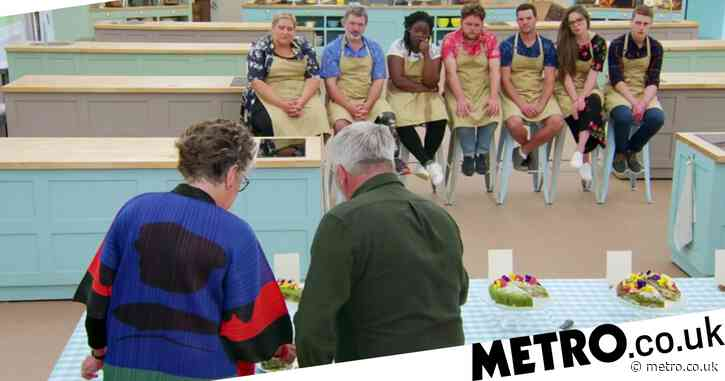 Bake Off viewers disappointed as Japanese week features Chinese and Indian bakes