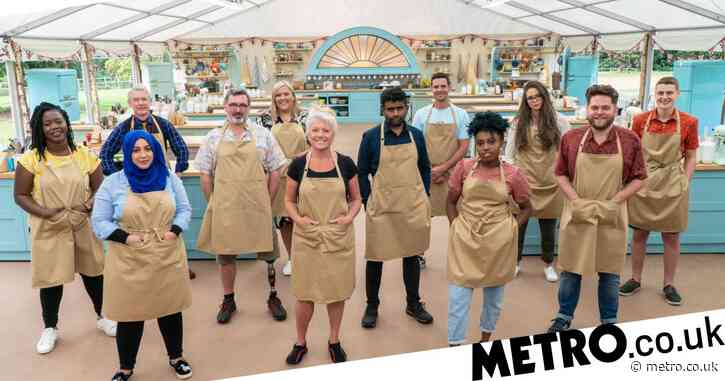 Bake Off 2020: Mark Lutton leaves GBBO tent after Japanese week