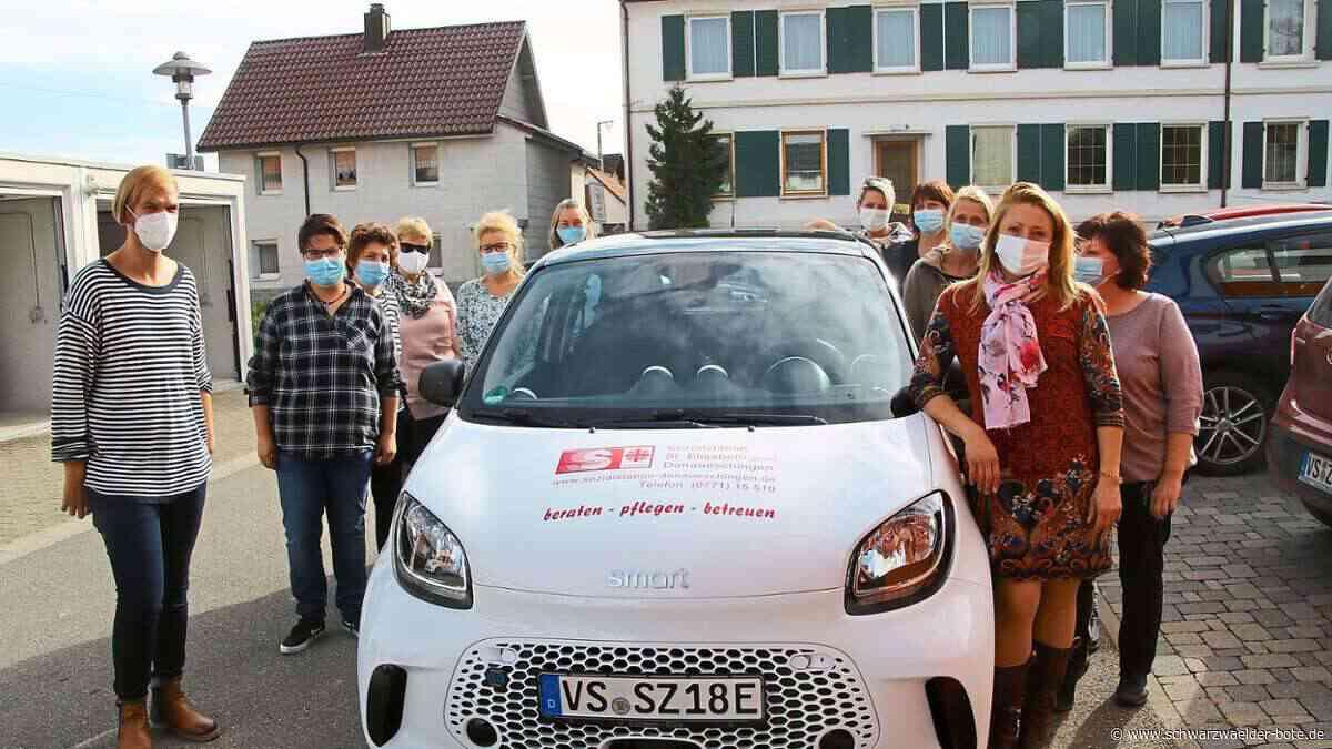 Donaueschingen: Sozialstation steigt auf Elektro-Mobilität um - Donaueschingen - Schwarzwälder Bote