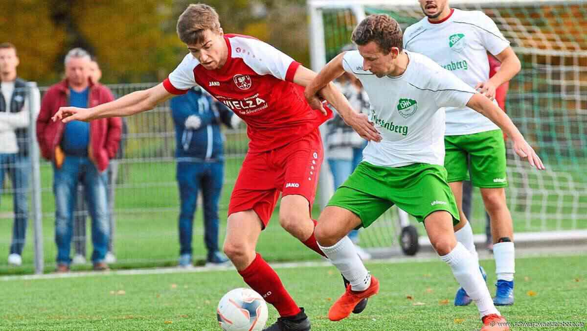 Fußball: DJK Donaueschingen: Wie ein Befreiungsschlag - Schwarzwälder Bote