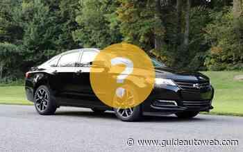 Chevrolet Impala d'occasion: est-ce un bon choix ?