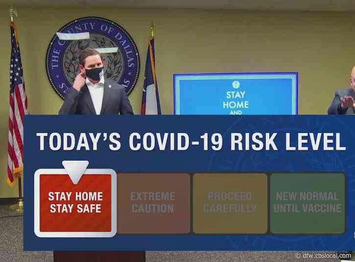 Dallas County Reports 419 New Confirmed Coronavirus Cases, No Deaths