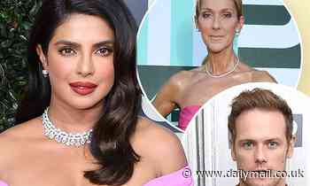 Priyanka Chopra to star in new romantic drama Text For You alongside Sam Heughan and Celine Dion
