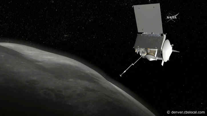 OSIRIS-REx Collected 'So Much' From Asteroid Bennu, Scientists Confirm