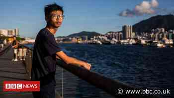 Hong Kong activist Tony Chung detained near US consulate