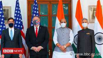 US-India 2+2: Crucial defence deal signed