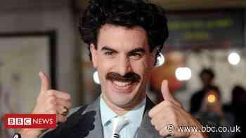 Kazakhstan adopts Borat phrase for tourism campaign