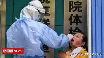 Covid-19: China tests entire city of Kashgar in Xinjiang