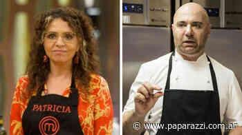 """El fuerte enojo de Patricia Sosa con Germán Martitegui por sus actitudes en MasterChef: """"Lo que le hizo ... - Paparazzi"""
