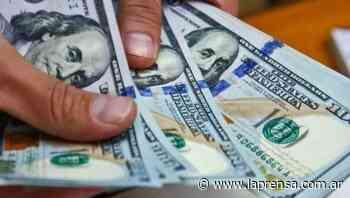 El dólar blue tuvo una fuerte baja y cerró en $181 - La Prensa (Argentina)