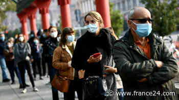 Lombardía, la región italiana donde el coronavirus no da tregua - FRANCE 24