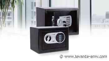 Caja fuerte electrónica para el hogar y la oficina - Levante-EMV