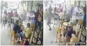 FUERTE VIDEO muestra cómo fue el ataque a un bar de Chilpancingo en que murieron tres personas - SinEmbargo