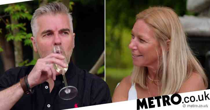 Married At First Sight UK: David and Shareen split in awkward scenes