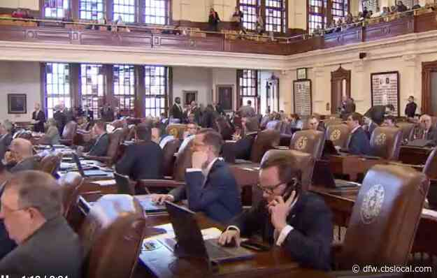 Texas Democrats Look To Gain Control Of State House, Republicans Aim To Maintain Majority