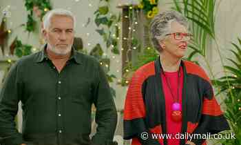 GBBO: Paul Hollywood leaves viewers in a fluster with VERY cheeky innuendo about steamed buns