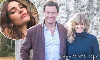 Dominic West's wife Catherine FitzGerald 'holds crisis talks with her family'
