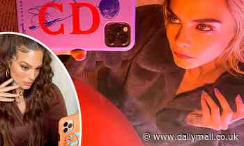 Cara Delevingne and Ashley Graham lead a host of models channeling Disney characters for selfies