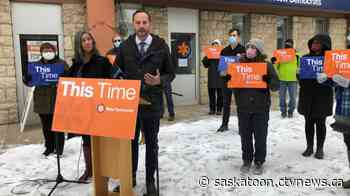 Meili to supporters after NDP defeat: 'Don't give up!'