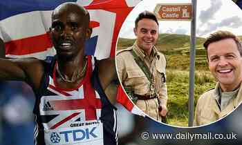 I'm A Celebrity 2020: Sir Mo Farah 'joins line-up' for Gwrych Castle