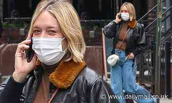 Chloe Sevigny nails casual chic as she is seen for the first time since posing for Playgirl magazine