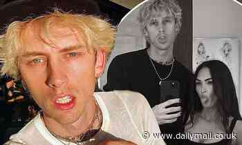 Machine Gun Kelly says falling in love with Megan Fox changed his life and made him 'better person'