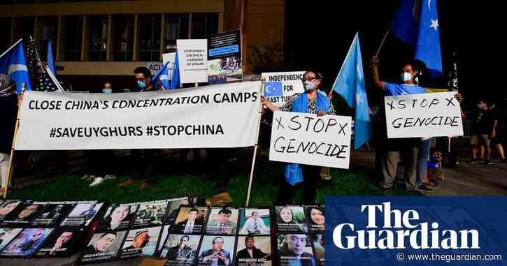 US senators seek to declare Uighur 'genocide' by China in bipartisan push