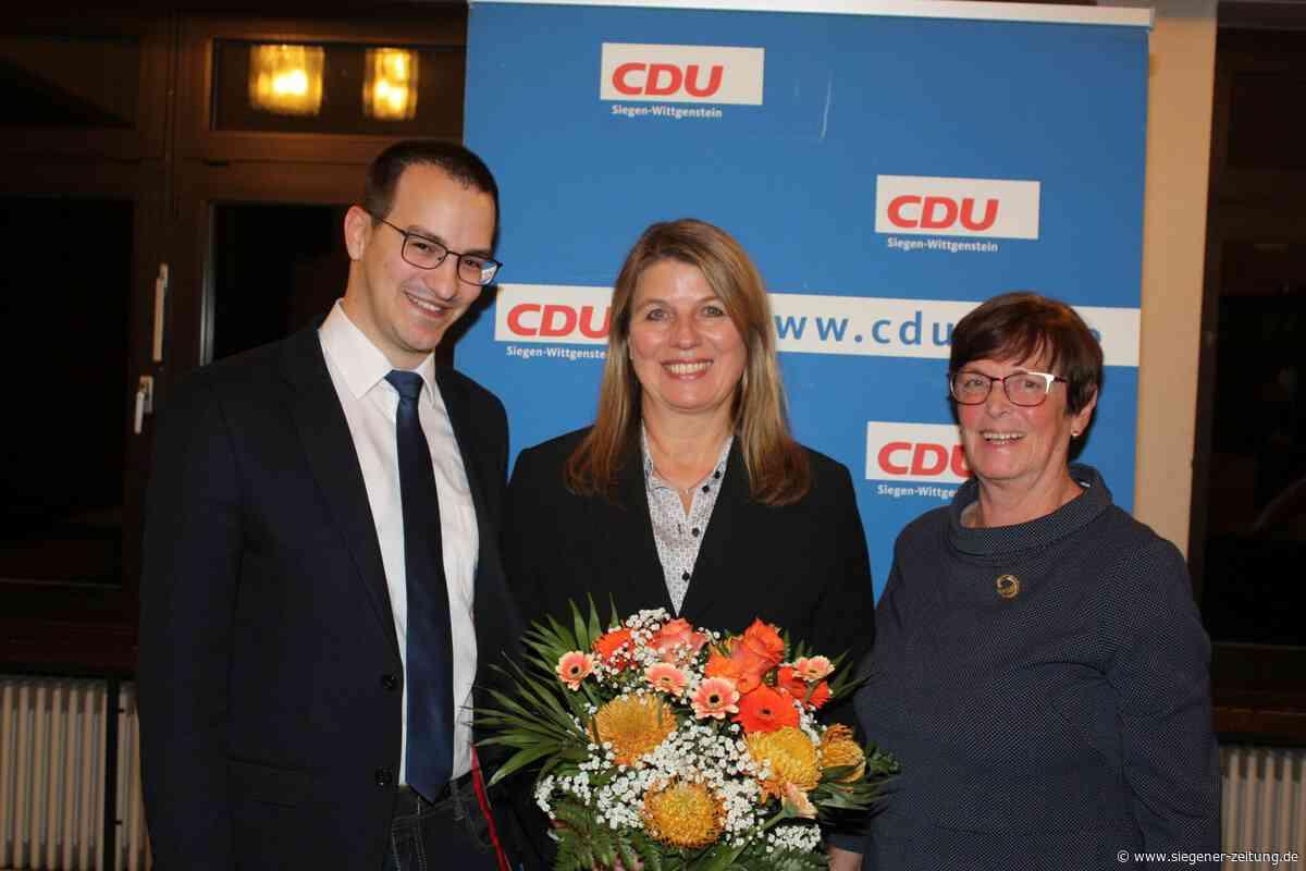 Nach Schlappe bei Kommunalwahl: CDU Wilnsdorf: Gabriele Wagener tritt zurück - Wilnsdorf - Siegener Zeitung