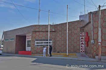 Instauran Nuevo Consejo Local en la Cruz Roja de Coacalco - Noticiario Así Sucede
