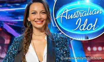 Ricki-Lee Coulter is 'in talks to be a judge on Seven's Australian Idol reboot