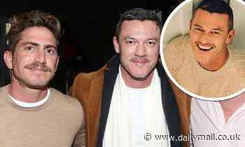 Luke Evans 'seemingly splits from his boyfriend Rafa Olarra'