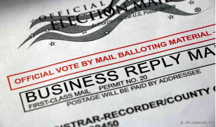 Texas Supreme Court Backs Gov. Greg Abbott On Limiting Mail-In Ballot Drop-Off Sites