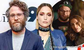 Neighbors co-stars Rose Byrne and Seth Rogan reunite for Apple TV+ sitcom Platonic