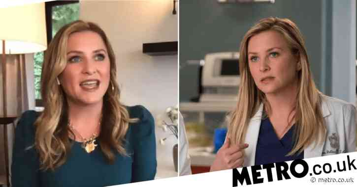 Holidate's Jessica Capshaw reveals why Netflix rom-com was perfect project after Grey's Anatomy