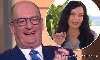 Sunrise host David 'Kochie' Koch LOSES IT over Schapelle Corby gaffe