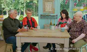 CHRISTOPHER STEVENS: Crumbs! Bake Off has swapped its joyful japes for biting barbs