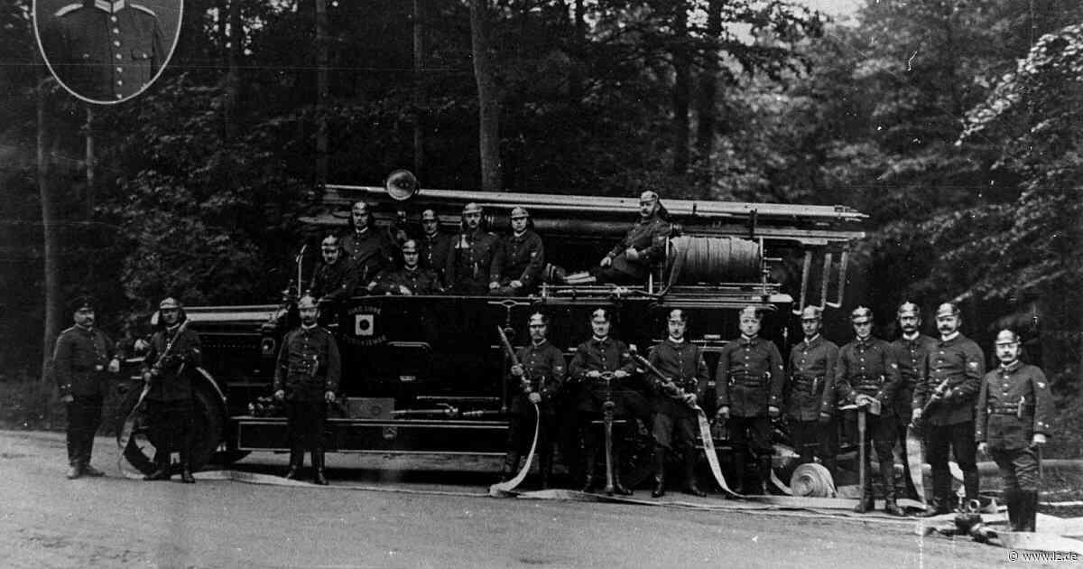 Ein Blick in die Geschichte von Lemgos Feuerwehr | Lokale Nachrichten aus Lemgo - Lippische Landes-Zeitung