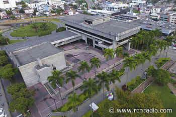 Por brote de covid-19 fueron cerrados algunos servicios en la Gobernación de Risaralda - RCN Radio