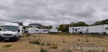 Villeneuve-le-Roi: un campement nomade s'installe en front de Seine - 94 Citoyens