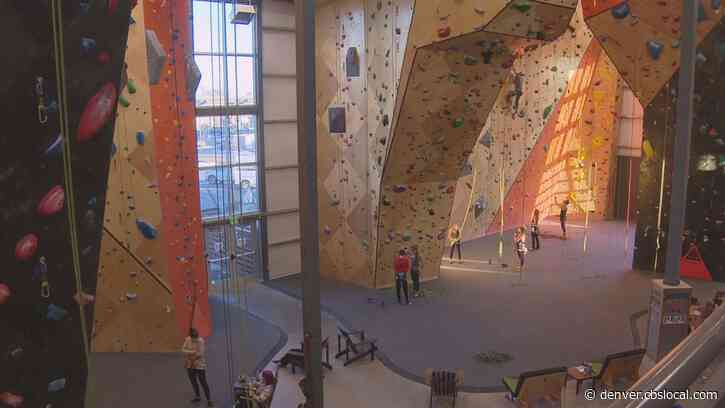 Denver Climbing Gym Owner Calls On Leaders To 'Use The Data'