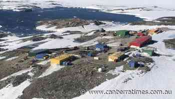 Aust summer Antarctic program scaled back - The Canberra Times