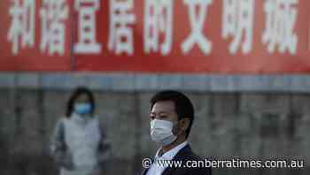 Two month spike in China virus cases - The Canberra Times